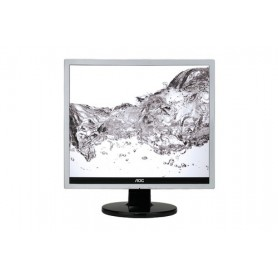 "AOC MONITOR 17"", LED TN, 5:4, 1280X1024, 250 CD/M, 5MS, 178X170, D-SUB, DVI-D, MULTIMEDIALE"