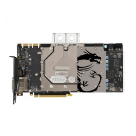 MSI VGA GTX 1070 SEA HAWK EK X 8GB GDDR5 256BIT EK WATERBLOCK PCI-E 3.0 HDMI DP DVI