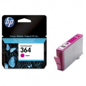 HP Cartuccia originale inchiostro magenta 364