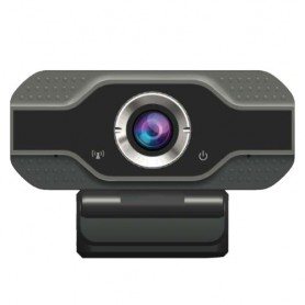 ENCORE WEBCAM FULL HD 1920X1080P A 30FPS, CAVO USB 2.0 LUNGO 1.5M, LENTE 4P