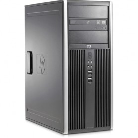 REFURBISHED HP PC TOWER ELITE 8300 I5-3470 4GB 500GB DVD WIN 10 PRO