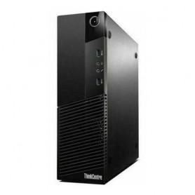 PC LENOVO REFURBISHED ThinkCentre M83 SFF i3-4XX0 8GB SSD240GB DVD W10P