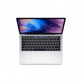 NB APPLE MACBOOK PRO MXK62T/A (2020) 13-inch with Touch Bar: 1.4GHz quad-core 8th-generation i5 processor, 256GB - Silver