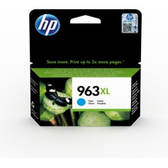 HP 963XL Originale Ciano 1 pezzo(i)