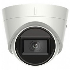 TELECAMERA HIKVISION TURRET TURBOHD 2MP 4IN1 OTTICA FISSA 2.8MM IR 50MT - DS-2CE78D3T-IT3F(2.8mm)
