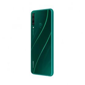 "Huawei Y6p 16 cm (6.3"") 3 GB 64 GB Doppia SIM 4G Micro-USB Verde Android 10.0 Huawei Mobile Services (HMS) 5000 mAh"