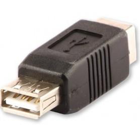 LINDY ADATTATORE USB 2.0, A/B, F/F