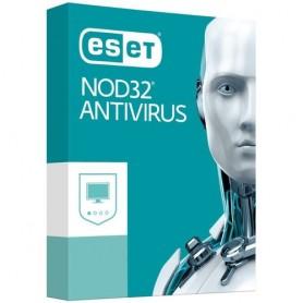 ESET NOD32 Antivirus 2 Users 1Y NEW 106T21Y-N