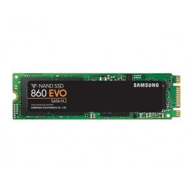 SAMSUNG SSD 860 EVO M.2 2280 500GB 2,5 SATA3 MJX CONTROLLER V-NAND MLC 550/520 MB/S R/W