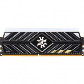 ADATA RAM GAMING XPG SPECTRIX D41 TUF GAMING DDR4 3000MHZ CL16 8GB RGB LED STRIP TITANIUM