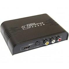 Techly IDATA SPDIF-5 1920 x 1080Pixel convertitore video