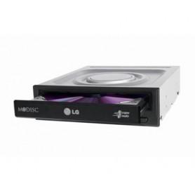 LG GH24NSD5 lettore di disco ottico Interno Nero DVD Super Multi DL