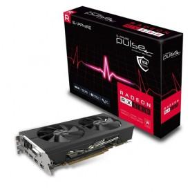 SAPPHIRE VGA PULSE RADEON RX 580 8G GDDR5 DUAL HDMI / DVI-D / DUAL DP OC W/BP (UEFI)