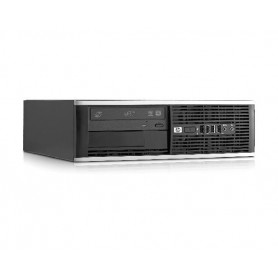 REFURBISHED HP PC SFF 6200 I5-2400 4GB 500GB DVD-RW LINUX