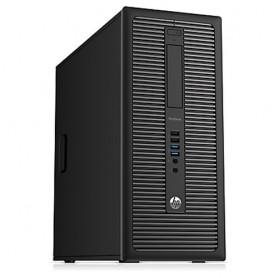 REPLAY PC HP 600 G1 I3-4350 4GB 500GB DVD-RW WIN 10 PRO (UPG. DA WIN 8 PRO)
