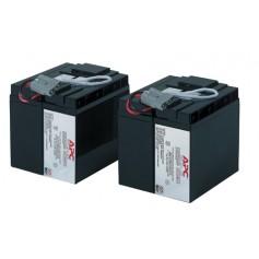 APC Replacement Battery Cartridge 55 Ioni di Litio batteria ricaricabile