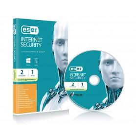 ESET BOX INTERNET SECURITY RINNOVO 1Y2U