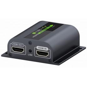 Techly Extender Splitter HDMI con IR su Cavo Cat. 6 fino a 60m (IDATA EX-HL21D)