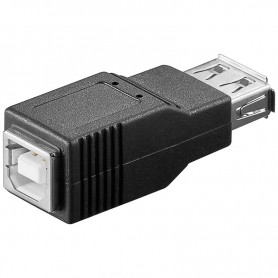 Adattatore USB A Femmina/B Femmina