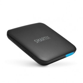 ATLANTIS SMARTIX ANDROID TV BOX, ANDROID 5.1, 1GB RAM, 8GB ROM, WIFI, CAVO HDMI INCL.