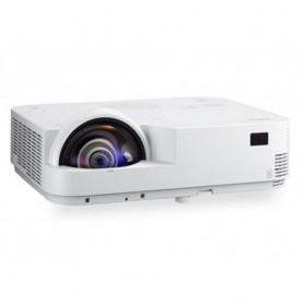NEC M333XS Proiettore desktop 3300ANSI lumen DLP XGA (1024x768) Compatibilità 3D Bianco videoproiettore