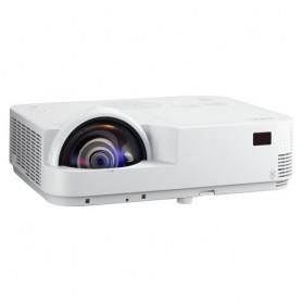 NEC M353WS Proiettore desktop 3500ANSI lumen DLP WXGA (1280x800) Compatibilità 3D Bianco videoproiettore