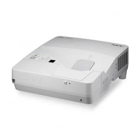 NEC UM351W Proiettore desktop 3500ANSI lumen 3LCD WXGA (1280x800) Bianco videoproiettore