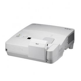 NEC UM351Wi Proiettore montato a muro 3500ANSI lumen 3LCD WUXGA (1920x1200) Bianco videoproiettore