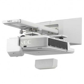 NEC U321Hi-MT Proiettore desktop 3200ANSI lumen DLP 1080p (1920x1080) Bianco videoproiettore