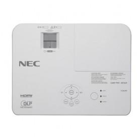 NEC V332W Proiettore desktop 3300ANSI lumen DLP WXGA (1280x800) Bianco videoproiettore