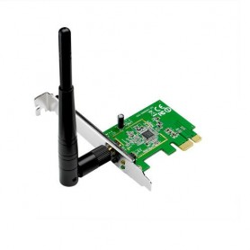 ASUS PCE-N10 Interno WLAN 150Mbit/s scheda di rete e adattatore