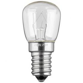 Lampada E14 per Elettrodomestici 25W, Classe G