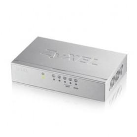 ZyXEL GS-105B v3 No gestito L2+ Gigabit Ethernet (10/100/1000) Argento