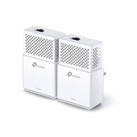 ADATTATORE POWERLINE TP-LINK TL-PA7010 KIT CONF.2PZ X LAN 1000M HOMEPLUG AV2 1P Gigabit Ethernet