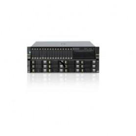 Fujitsu ETERNUS CS800 S6 Armadio (2U) Nero array di dischi