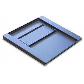 Base per Armadi Flat Pack Rack 19'' 800x800 mm Colore Nero