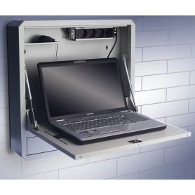 Techly Box di Sicurezza per Notebook e Accessori per LIM ICRLIM01