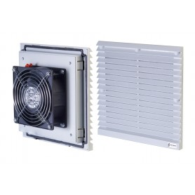 Techly Ventilatore mm. 204x204 - IP54 I-CASE IP-FAN204