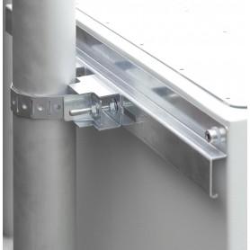 Techly Sistema di fissaggio a palo per rack IP65 I-CASE IP-KIT1
