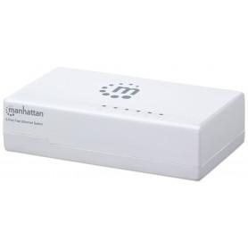 Switch Hub Office 10/100 Mbps Fast Ethernet 5 Porte