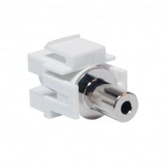 Adattatore Keystone Stereo Jack 3.5mm F/F