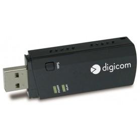 Digicom WU600AC-A02 WLAN 480Mbit/s scheda di rete e adattatore
