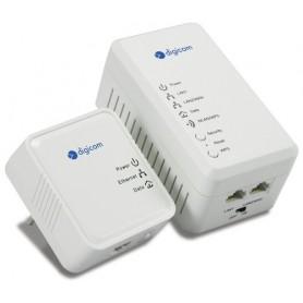 Digicom PL500WK-A01 500Mbit/s Collegamento ethernet LAN Wi-Fi Bianco adattatore di rete powerline
