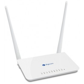 Digicom REW4GW30-T04 Dual-band (2.4 GHz/5 GHz) Fast Ethernet 3G 4G Bianco router wireless
