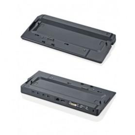 Fujitsu S26391-F1557-L110 Nero replicatore di porte e docking station per notebook