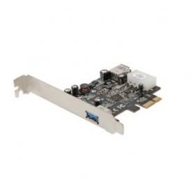Fujitsu USB 3.0 PCIe x1 Interno USB 3.0 scheda di interfaccia e adattatore
