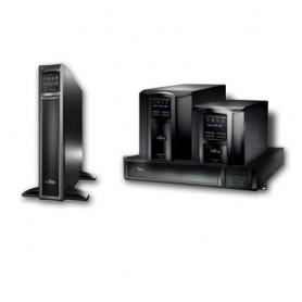 Fujitsu S26361-K1426-V300 A linea interattiva 3000VA 9presa(e) AC Montaggio a rack/Torre Nero gruppo di continuità (UPS)
