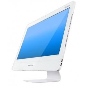 YASHI PC AIO AY1911 XEON 5148 4GB 500GB 19,5 IPS FREEDOS WHITE + KIT TASTIERA E MOUSE BLACK LAN GIGABIT