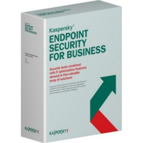 Kaspersky Lab Endpoint Security f/Business - Select, 50-99u, 1Y, EDU Education (EDU) license 50 - 99utente(i) 1anno/i