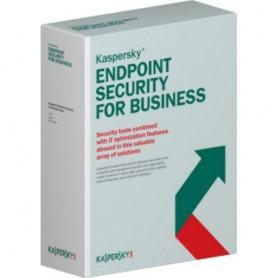 Kaspersky Lab Endpoint Security f/Business - Select, 25-49u, 1Y, GOV Government (GOV) license 25 - 49utente(i) 1anno/i